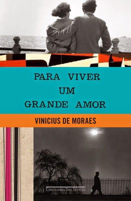 Para viver um grande amor - livro de Vinicius de Moraes