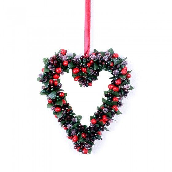 43 Best Christmas Wreaths & Garlands Images On Pinterest