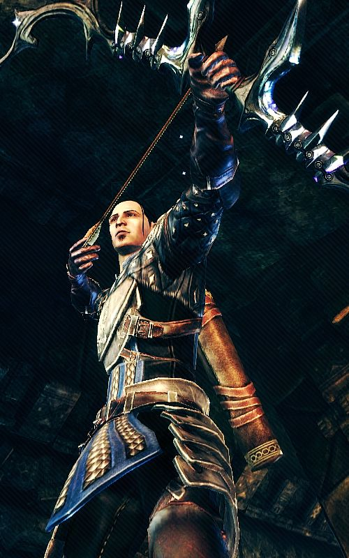 Nate Howe - Dragon Age: Origins - Awakening