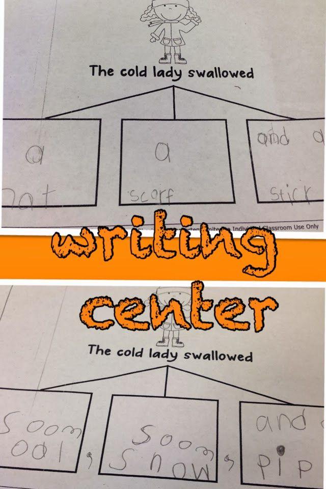 Sharing Kindergarten: Write Me Three