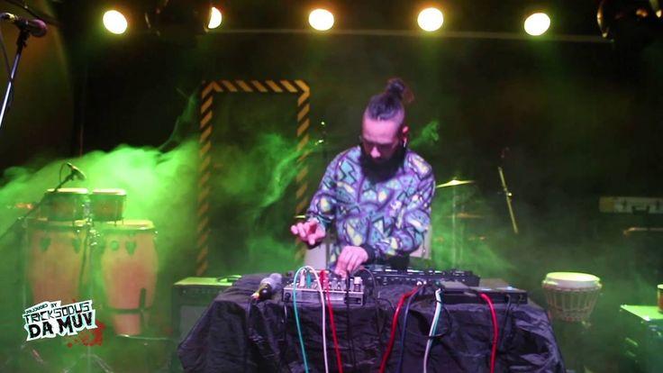 TrickSodus Da Muv - Live @ Fabrica