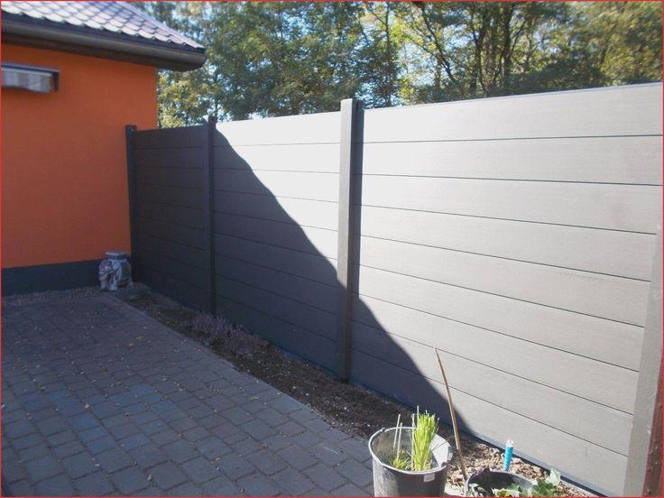 Garten Konzept 26 Das Beste Von Sichtschutzzaun Wpc
