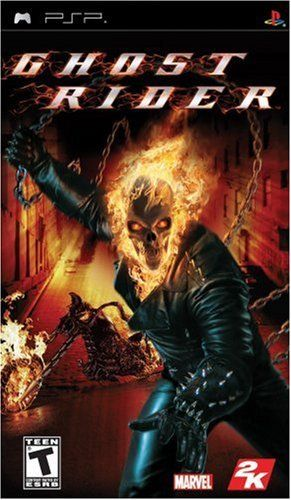 Ghost Rider  Sony PSP by 2K Games >>> Details can be found by clicking on the image.