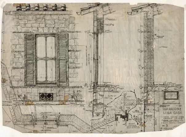 Mario Ridolfi 1965 - A.A.M. Galleria Roma