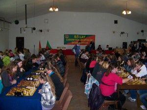 XII Dolnośląskie Igrzyska LZS – finał szachów indywidualnych, 7.05.2011, Piotrowice k. Chojnowa