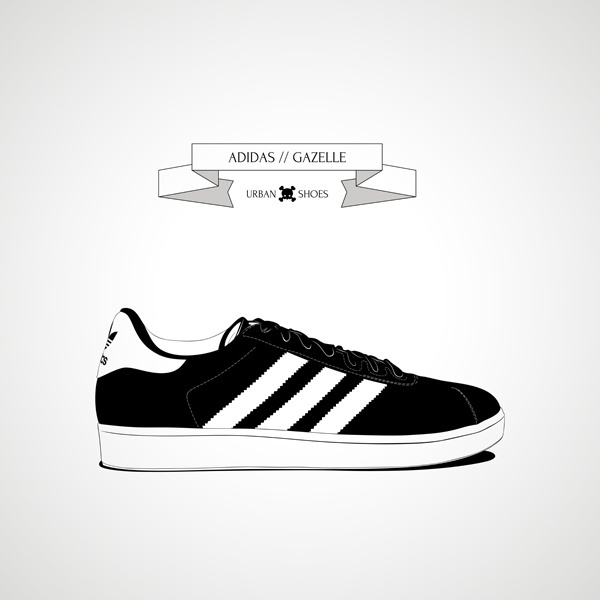 Urban Shoes by CranioDsgn , via Behance