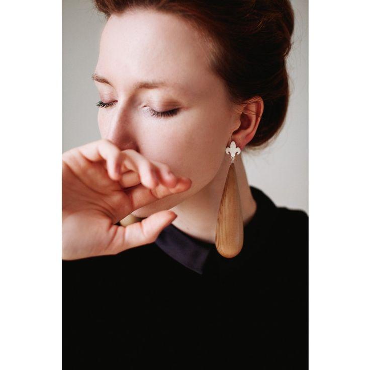 Earrings VERMEER *Pien