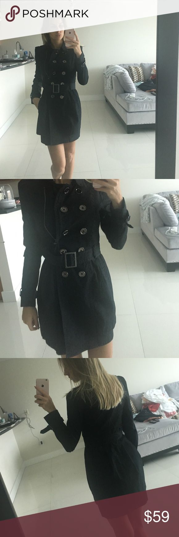 Armani Exchange coat S Used but very good cond!Armani Exchange coat S! A/X Armani Exchange Jackets & Coats Trench Coats