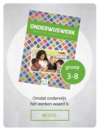 Onderwijswerk - http://onderwijsstudio.nl/product/onderwijswerk-boek/