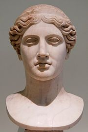Busto de Artemisia.