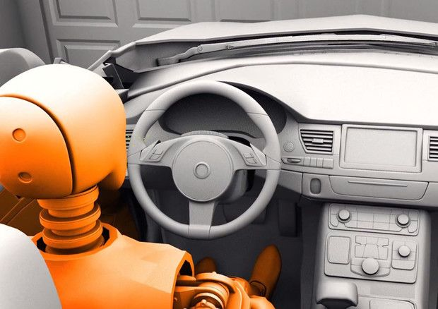 L'automobile impedirà da sola la guida a chi ubriaco © ANSA