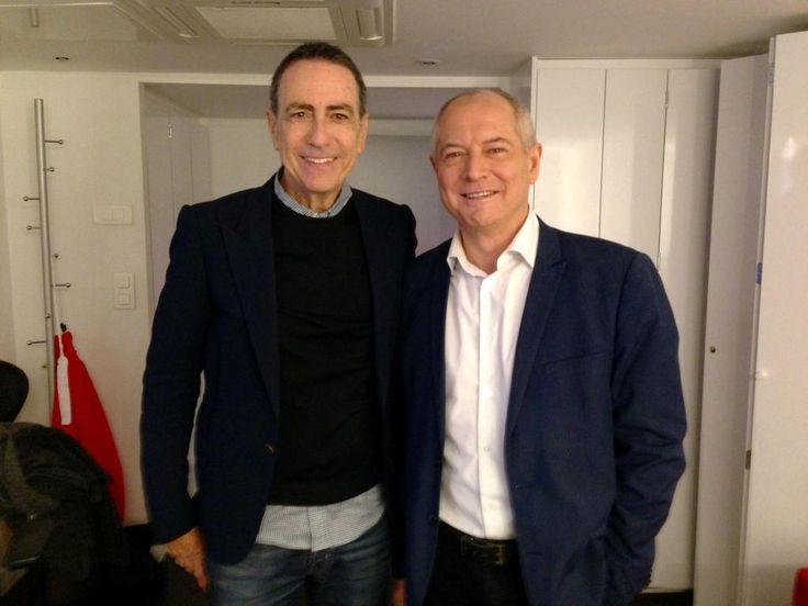Plaisir de retrouver Alain #Chamfort à #Tv5monde pour son nouvel album #Joy