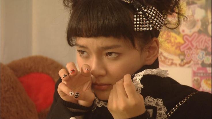 """Mikako Tabe as """"Deka Wanko"""""""