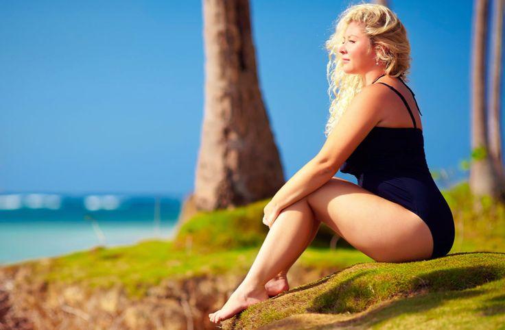 cool Купальники больших размеров для полных женщин (50 фото) — Как выбрать? Читай больше http://avrorra.com/kupalniki-bolshix-razmerov-dlya-polnyx-zhenshhin/