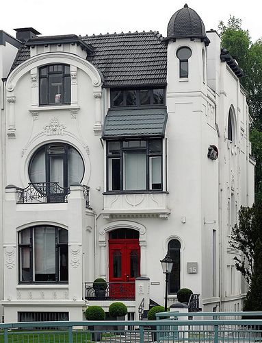 Hamburg - Uhlenhorst Jugendstil 03 | Flickr - Photo Sharing!