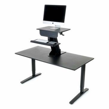 shop uplift height adjustable standing desk converters