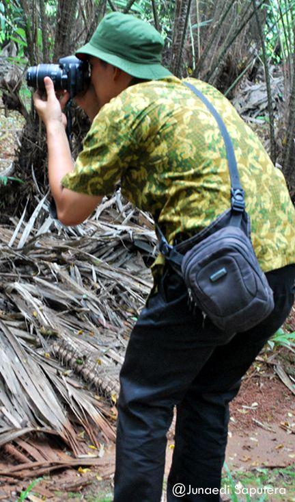 Action in Salak (Salacca zalacca) Propagation in Taman Buah Mekarsari