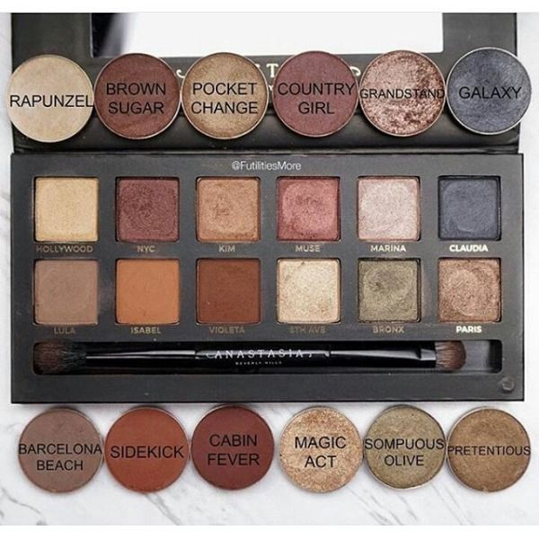 Those who wanted to get their hands on the @anastasiabeverlyhills x @makeupbymario eyeshadow palette but didn't due to insane shipping and Customs in the UK, here are some dupes from @makeupgeekcosmetics shared by the lovely @futilitiesmore. I am definitely buying the shades I love most for my custom palette. Check out her Youtube channel for some live action on this post #beautyblogger #makeupporn #highlighter #Motd #dupes #fotd #makeup #bblogger #ukblogger #beauty2share #beautyaddict ...
