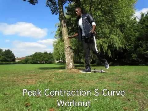 Peak Contraction S-Curve Workout - YouTube
