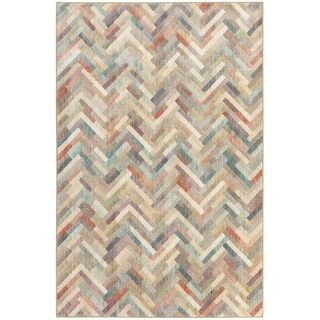 Shop for Mohawk Home Cascade Heights Eden Place Tan (5'3 x 7'10) and more for everyday discount prices at Overstock.com - Your Online Home Decor Store!