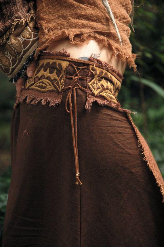 Hoi! Ik heb een geweldige listing op Etsy gevonden: https://www.etsy.com/nl/listing/199835061/natural-beauty-brown-long-skirt-linen