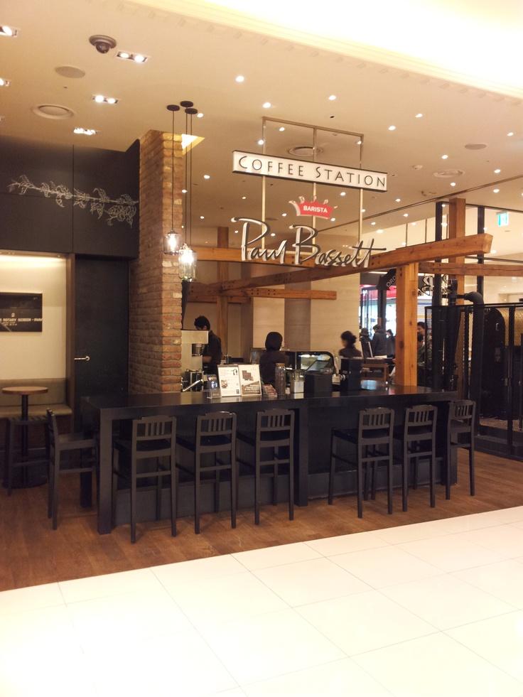Cafe Paul Bassett