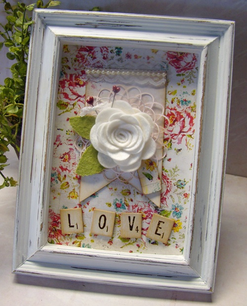Shabby Home Decor at Remember This