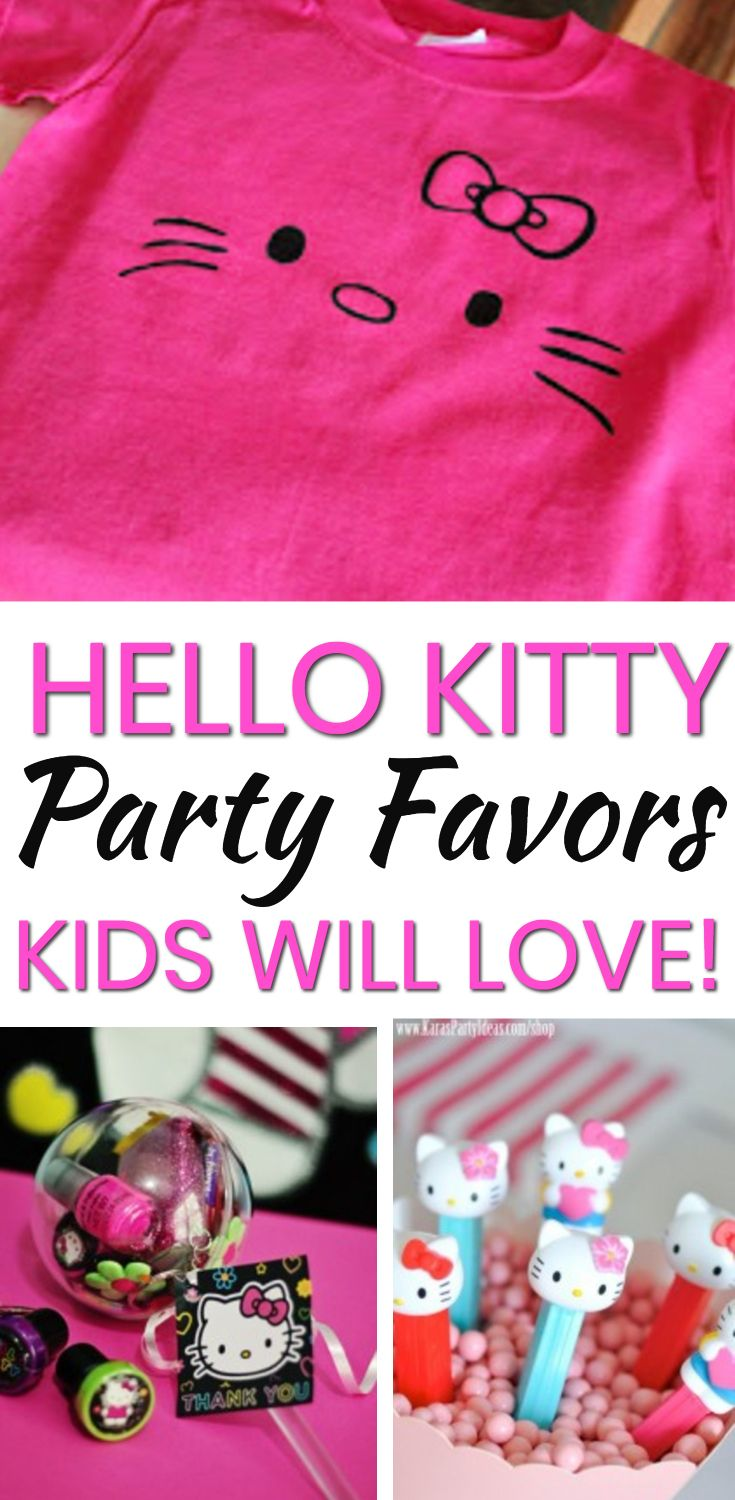BEST Hello Kitty party favors! Amazing Hello Kitty party favor ideas you  must see! Find Hello Kitty party favor…  c5ad49dcd0166