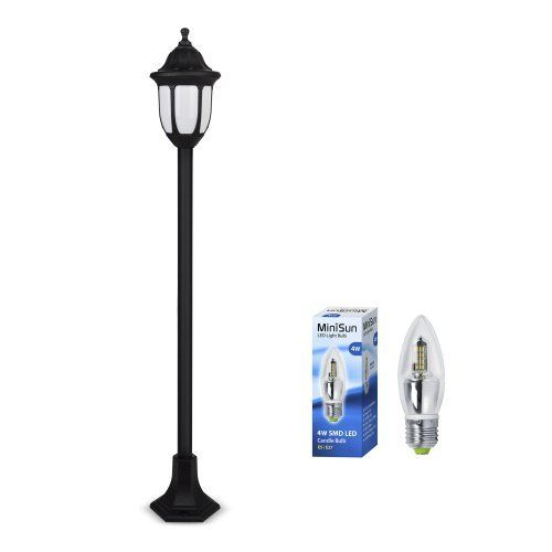 Traditional Nautical Black Ip44 Outdoor Garden Bollard: Best 25+ Garden Lamp Post Ideas On Pinterest