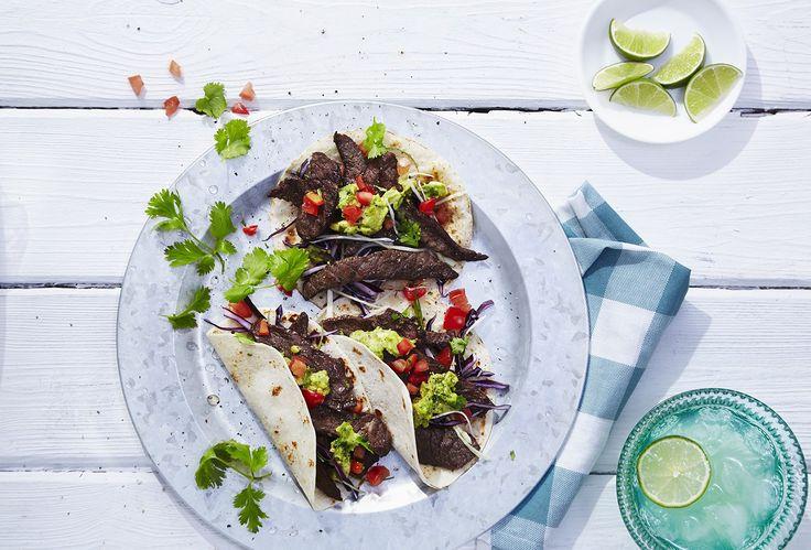 Summer Steak Tacos – Uteki Recipes, Food, & Cooking