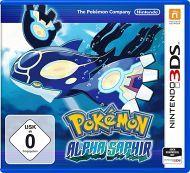 Pokémon Alpha Saphir (Nintendo 3DS)