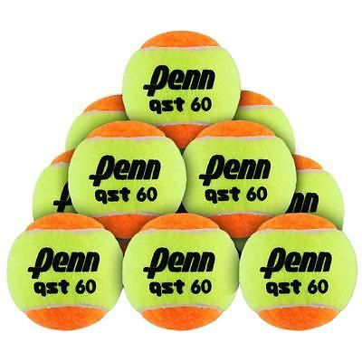 Balls 20870: 1 Case (24 Balls) Penn Qst 60 Orange 10 And Under Quick Start Tennis Balls -> BUY IT NOW ONLY: $47.99 on eBay!