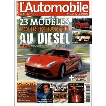 LAUTOMOBILE, Tests und Technik über aktuelle und zukünftige Neuheiten rund ums Auto mit Hintergrundwissen aus der Autoproduktion und dem Autodesignen aller wichtigen Preisklassen sind die Basis dieses fundierten Automagazins.