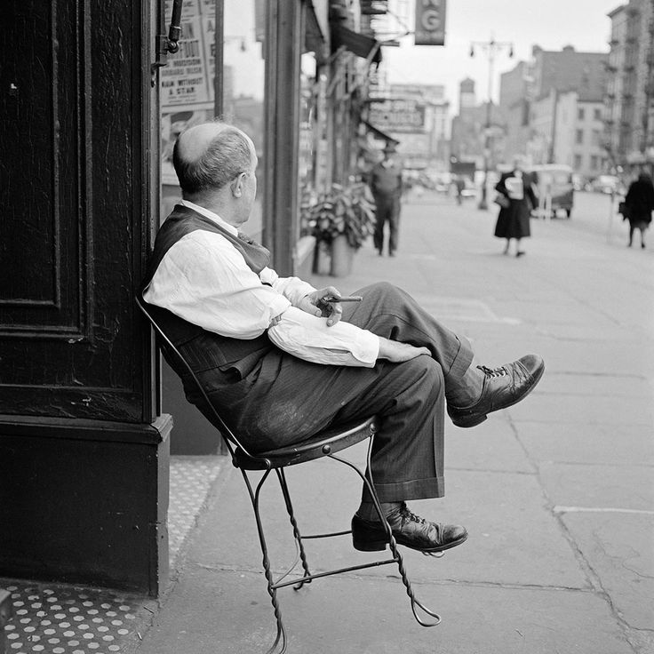 Vivian Maier - 1956 New York VM1956W03407-08-MC