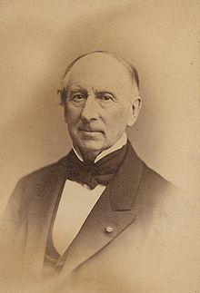 Augustin Louis Cauchy(1789-1857) Mathématicien - Fonctions holomorphes et séries convergentes