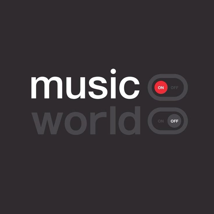 Music always on.
