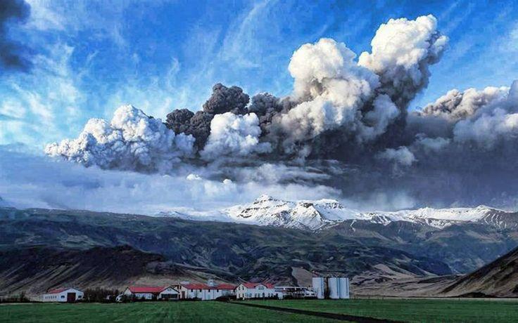 scenes of iceland   Cutremure pamantesti si schimbari climatice