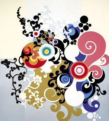 Gravuras de Beatriz Milhazes ganham exposição no Sesc Santana