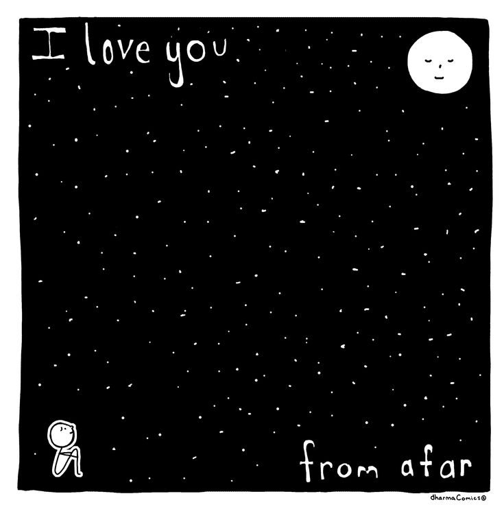 Love You From Afar Quotes Daily Inspiration Quotes
