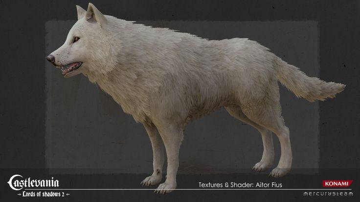 Alucard Wolf