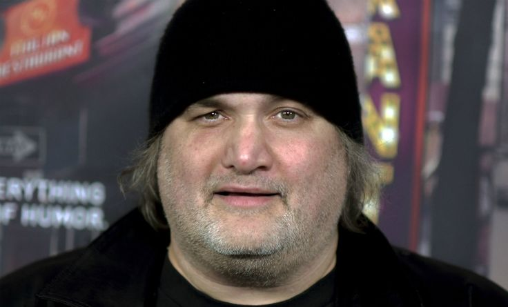Artie Lange Busted With Heroin And Cocaine In Parking Garage
