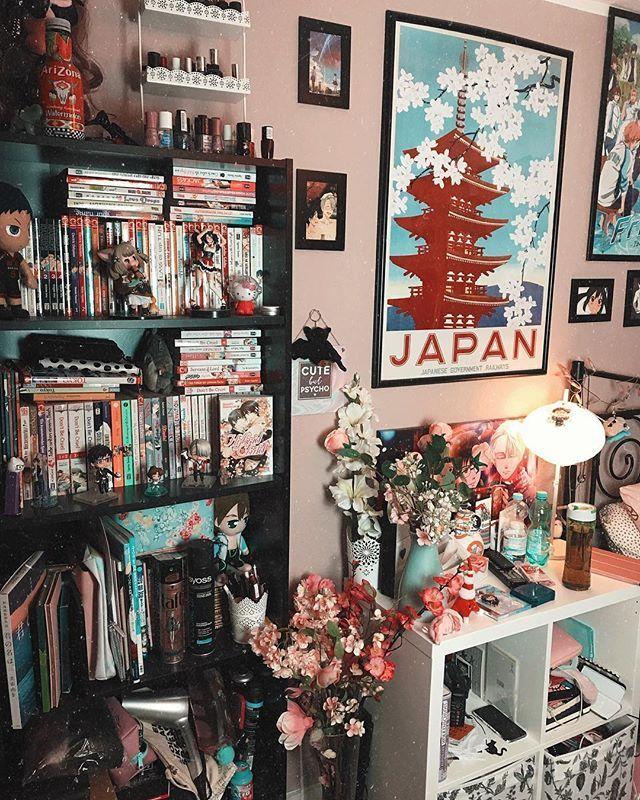 𝔸𝕟𝕟𝕖𝕜𝕖 あんえけ Kureijineko Instagram Photos And Videos Aesthetic Room Kawaii 𝒩𝑒𝓀𝒶 𝒞𝒽𝒶𝓃 あん Otaku Room Anime Decor Cute Room Decor