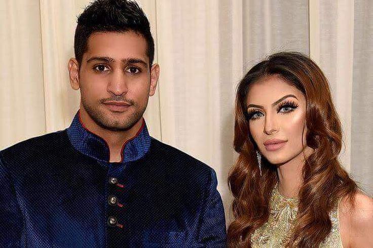 Amir Khan apologises to Joshua over having an affair with wife .