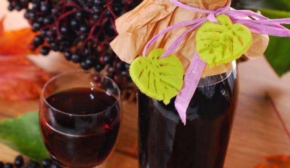 Víno z bazy čiernej