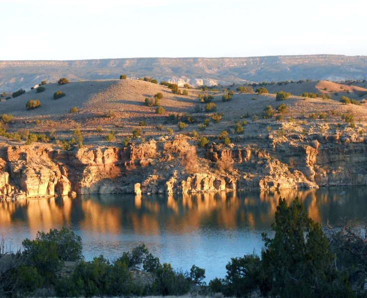 18 best images about abiquiu lake on pinterest bean pot for Cabine del lago casitas