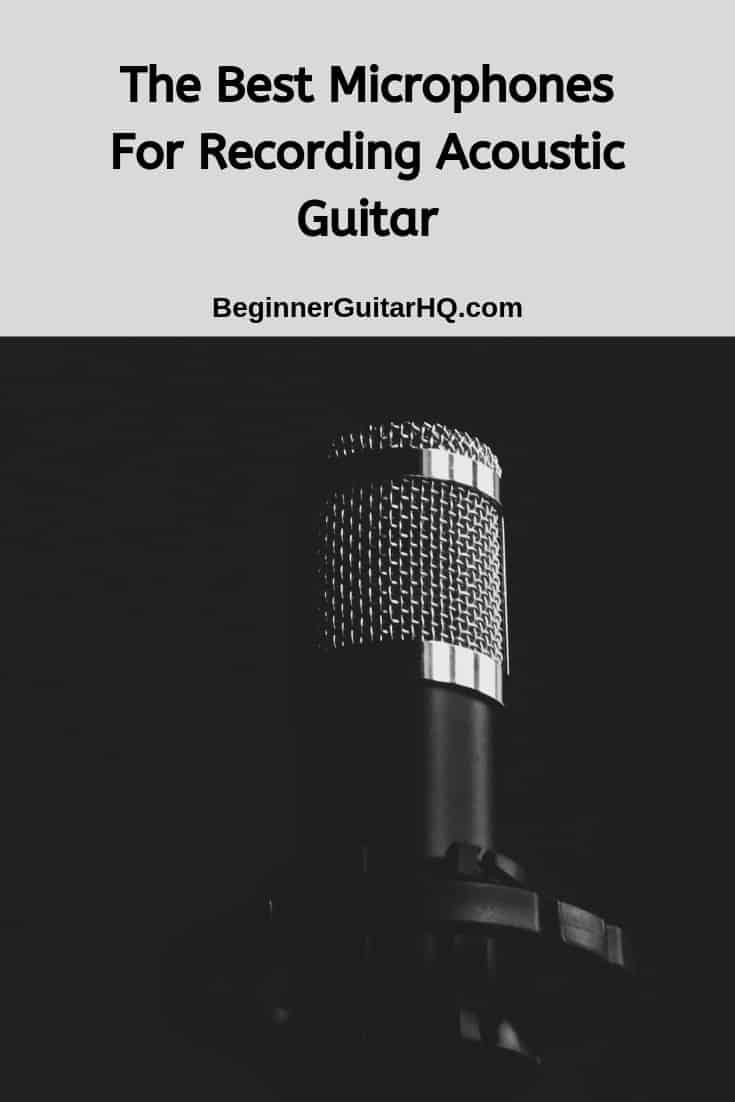Best Microphones For Recording Acoustic Guitar Beginner Guitar Hq Microphone For Recording Acoustic Guitar Acoustic