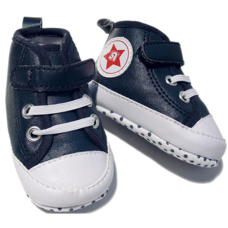 Vauvanvaatteet ja lastenvaatteet - Vauvan kengät, tähdet, 0-12kk