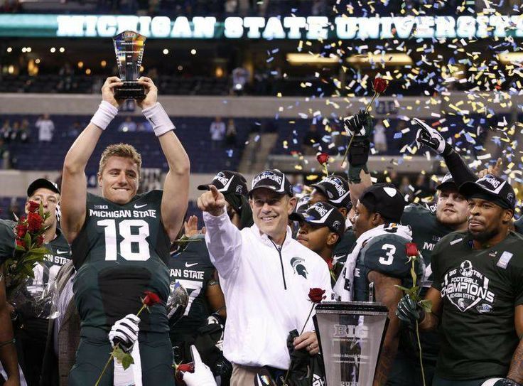 Michigan State wins Rose Bowl (2014)