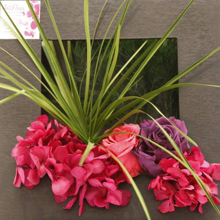 17 images about cadres et tableaux v g taux on pinterest for Soldes fleurs artificielles