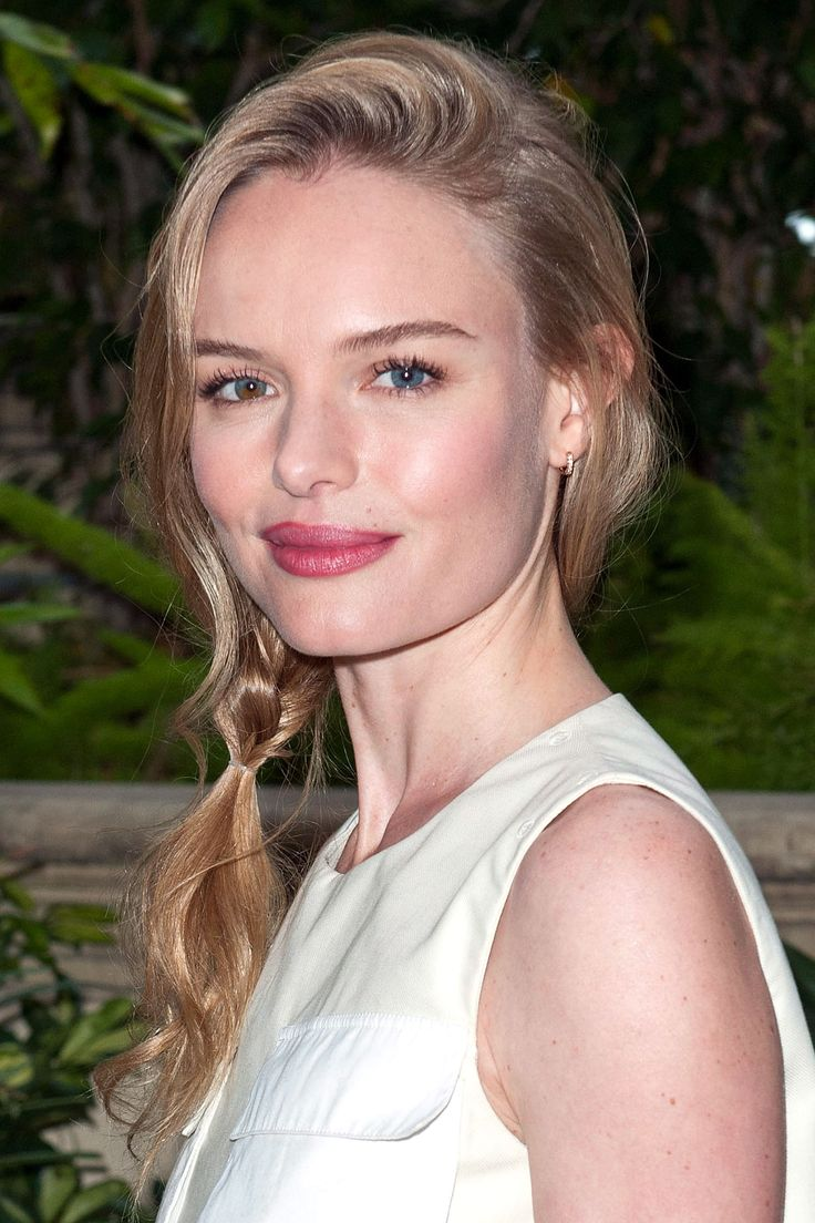 Kate Bosworth proves she is the Queen of Braid—see her best braided hairstyles here.